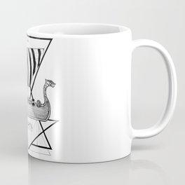 Viking's Drakkar Coffee Mug