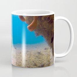 Tropical Seahorse Coffee Mug