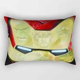 Avengers Reflection Rectangular Pillow