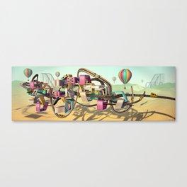 Form Exploration 5 Canvas Print