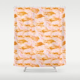 Grace Sandstone Pattern Shower Curtain