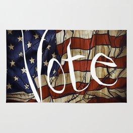Vote! Rug