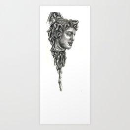 The Head of the Snake Art Print