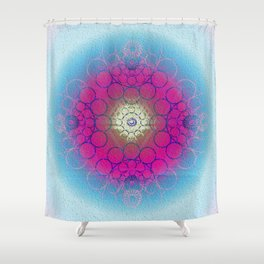 Spiritual Equanimity 02 Shower Curtain