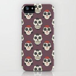 Till Death Do Us Part? (Patterns Please) iPhone Case