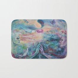 Divine Sacred Union Bath Mat