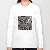 marina and the diamonds Long Sleeve T-shirts featuring - marina - by Magdalla Del Fresto