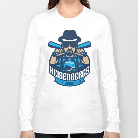 Albuquerque Heisenberg's Long Sleeve T-shirt