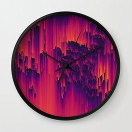 JUST HEAT Wall Clock