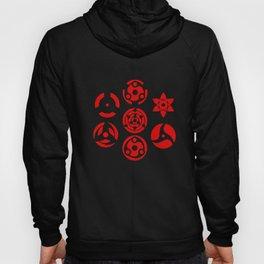 New The Power Of Sharingan Uchiha Clan Naruto Anime Black Naturo T-Shirts Hoody