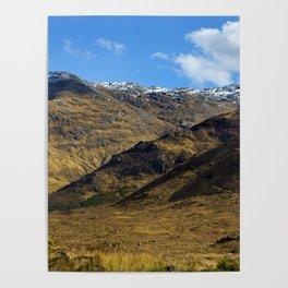Scottish Views Poster