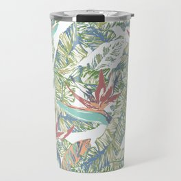 Tropical maze pt2 Travel Mug