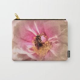 A Bees Melody Carry-All Pouch