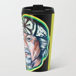 Wax On Travel Mug