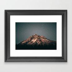 Mount Hood VIII Framed Art Print