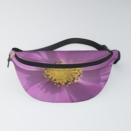 Pink Cosmos Fanny Pack