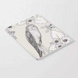 Summer Swallow Notebook