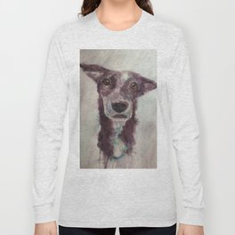 Parson, the cattle dog Long Sleeve T-shirt
