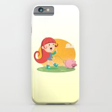 Lilly and Piggy iPhone 6s Slim Case
