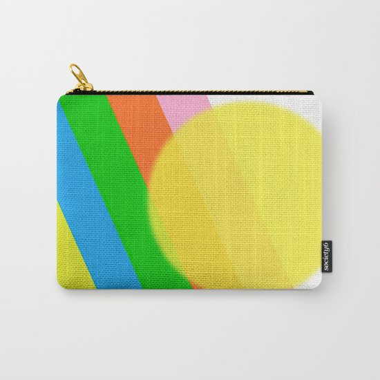 Sunshine and Rainbows Carry-All Pouch