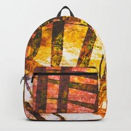 Palm Tiger Backpack