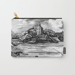 House across the river Carry-All Pouch
