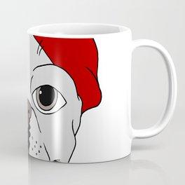 The Artist - bouledogue français Coffee Mug