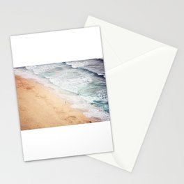 View of Pedn Vounder. Stationery Cards