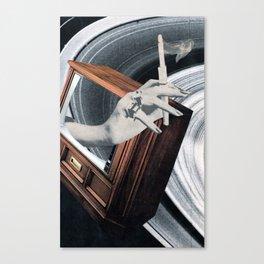 Twin Hand Canvas Print