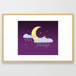 EXO | She's Dreaming Framed Art Print