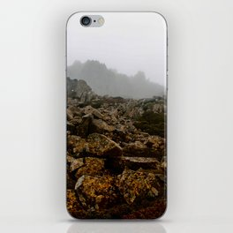 Rocks of Cradle iPhone Skin