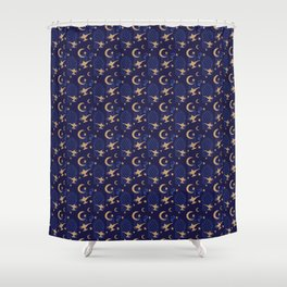 1001 Nights Shower Curtain