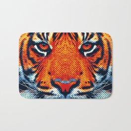 Tiger - Colorful Animals Bath Mat
