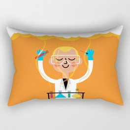 Science is Fun Rectangular Pillow