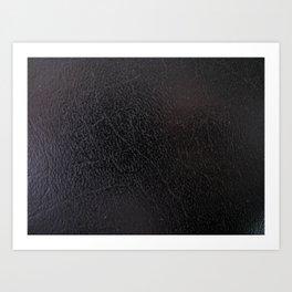 moon texture - Sec.6v.12.875 Art Print