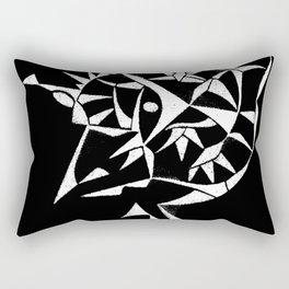 - obstruction - Rectangular Pillow