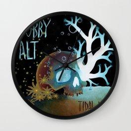 Tidal Wave (Bobby Alt) Wall Clock