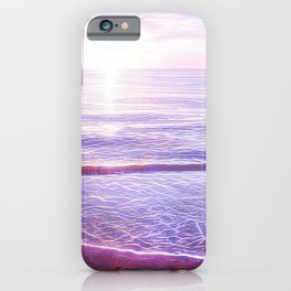 Europa Sunset iPhone Case