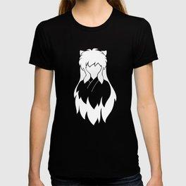 inuyasha minimalist T-shirt