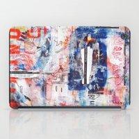 chicago bulls iPad Cases featuring Bulls Eye by Denzel Boyd