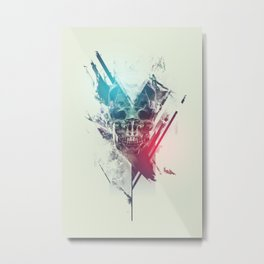 Finale Metal Print