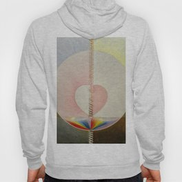 "Hilma af Klint ""The Dove, No. 01, Group IX-UW, No. 25"" Hoody"