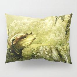 """""""Catch (Forest)"""" Pillow Sham"""