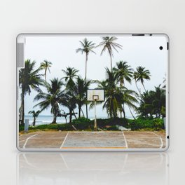 Basketball on Isla Bastimento, Bocas del Toro, Panama Laptop & iPad Skin