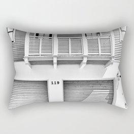 House of Lines Rectangular Pillow