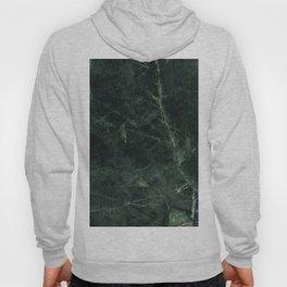 Dark Green Marble Texture Stone Hoody