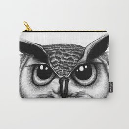 Owl sketch Carry-All Pouch