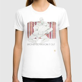 Work it out T-shirt