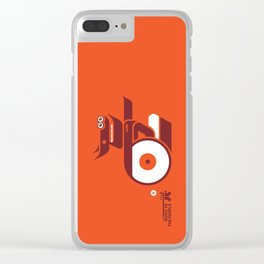UNDO   Music to the people 05 Clear iPhone Case