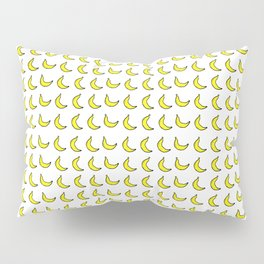 Just bananas Pillow Sham